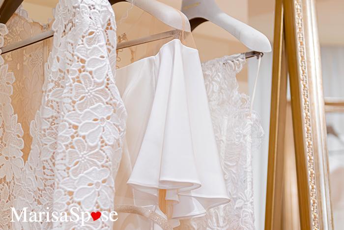 Marisa Sposa: i tuoi abiti da cerimonia corti