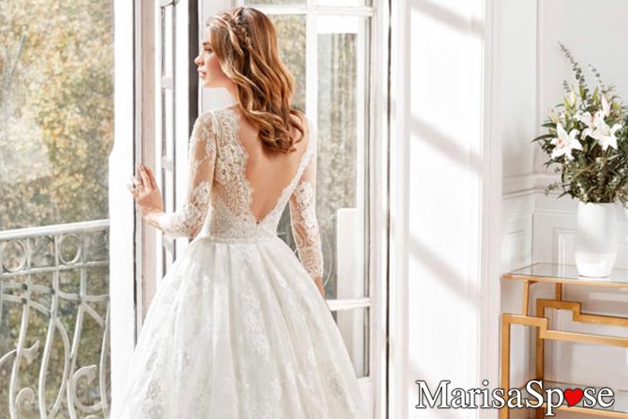 abito da sposa termoli Marisa Spose